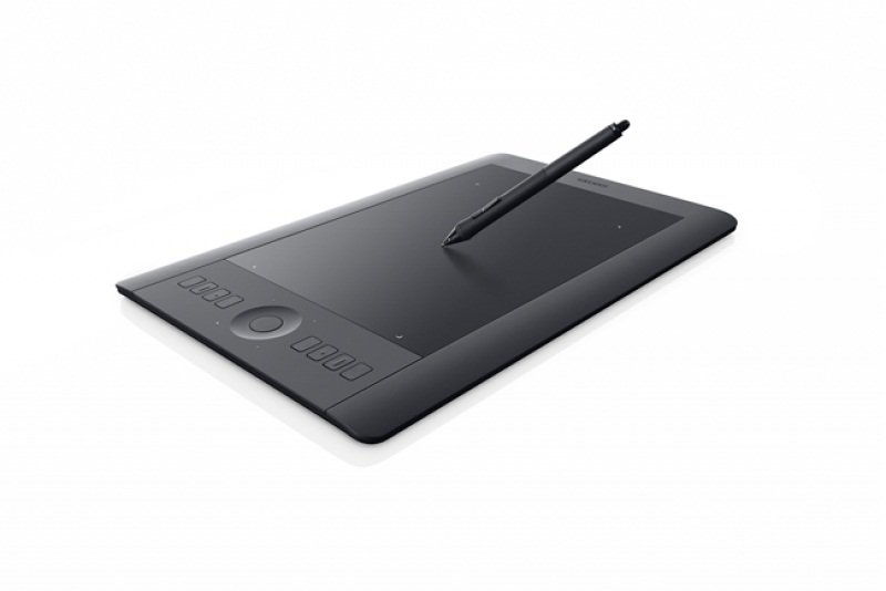 Image of Wacom Intuos Pro Medium Graphics Tablet