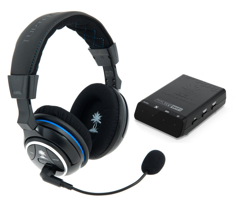 Turtle Beach Earforce PX4  Wireless Dolby Surround PS3PS4Xbox 360PC