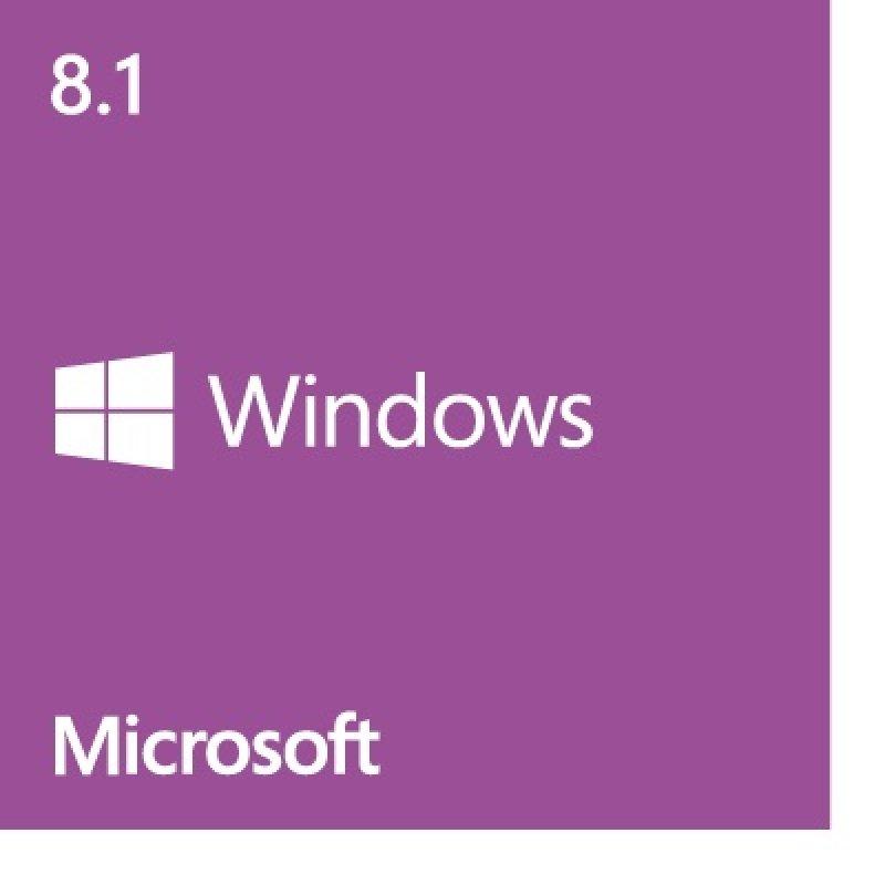 Windows 8.1 64-bit DVD OEM