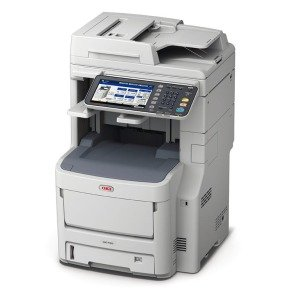 OKI MC780dfnfax A4 Colour Multifunction LED Laser Printer