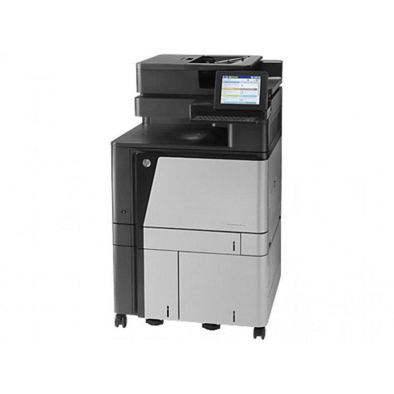 HP LaserJet Enterprise Flow M880z+ A3 Colour Multifunction Laser Printer