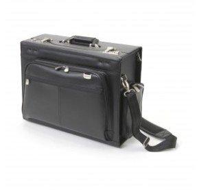 Dicota Aerocase New 15/15.6in - Elegant pilot case