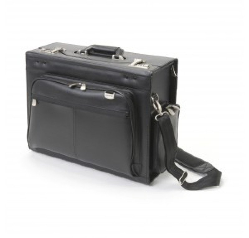 Dicota Aerocase New 15/15.6in - Elegant pilot case