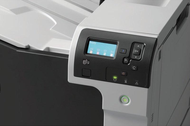 HP M750dn Color LaserJet Enterprise Printer