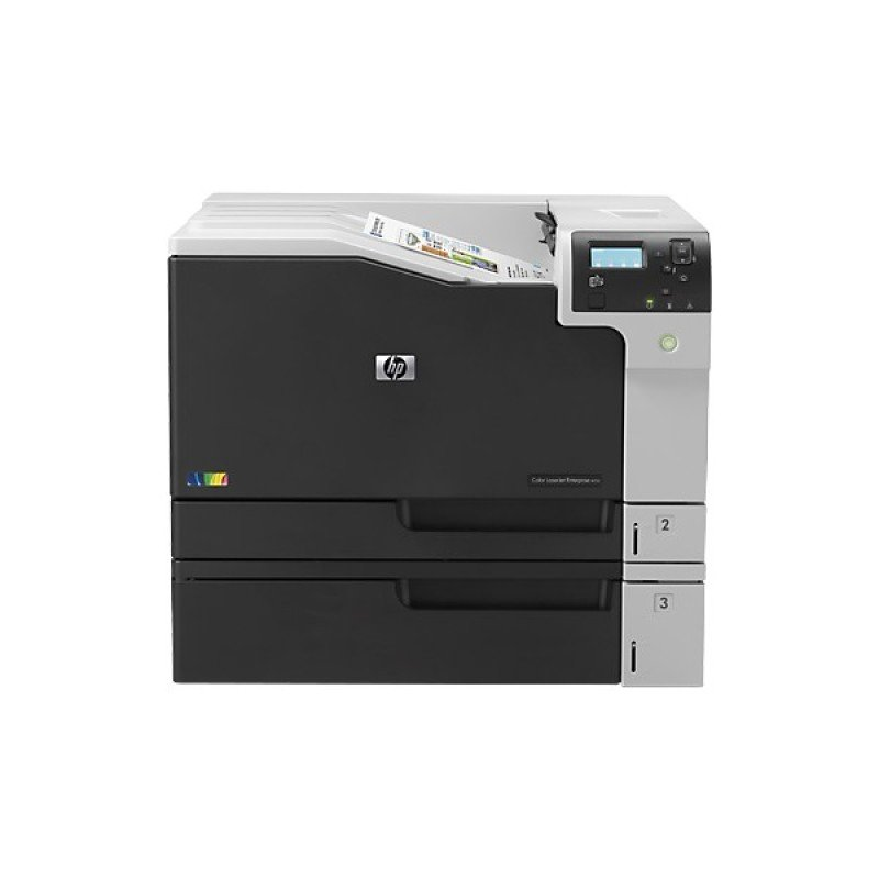 HP M750n Color LaserJet Enterprise Printer