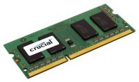 Crucial 2GB DDR3 1600MHz pc3-12800 CL11 204pin 1.35v 1.5v SO-DIMM Memory