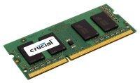 Crucial 2GB DDR3 1600MHz pc3-12800 CL11 204pin 1.35v 1.5v SO-DIMM Memory