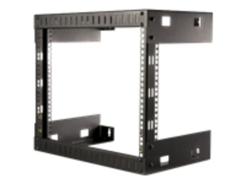 StarTech.com Wall Mount Patch Panel Rack -  8U with Adjustable Depth