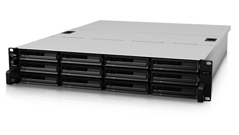 Synology RS3614xs+ 24TB (12 x 2TB WD RE) 12 Bay 2U Rack NAS