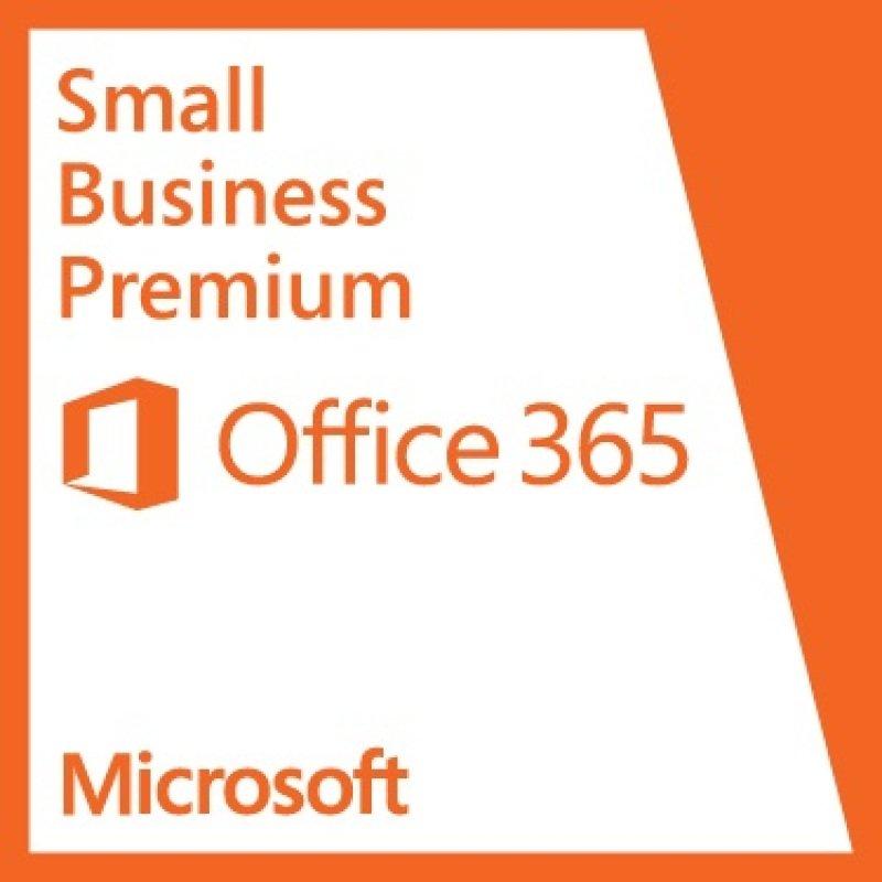 Microsoft Office 365 Small Business Premium - 1Yr Subscription