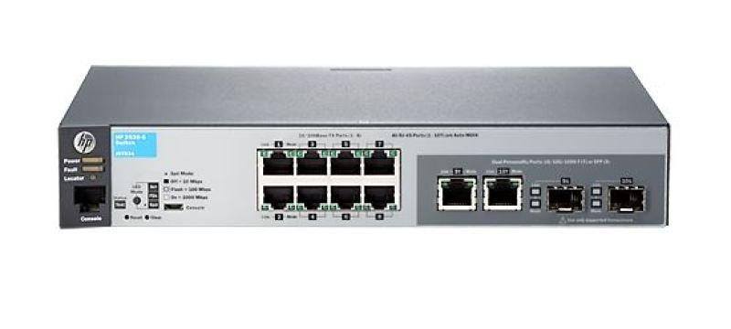 Aruba 2530 8 Switch
