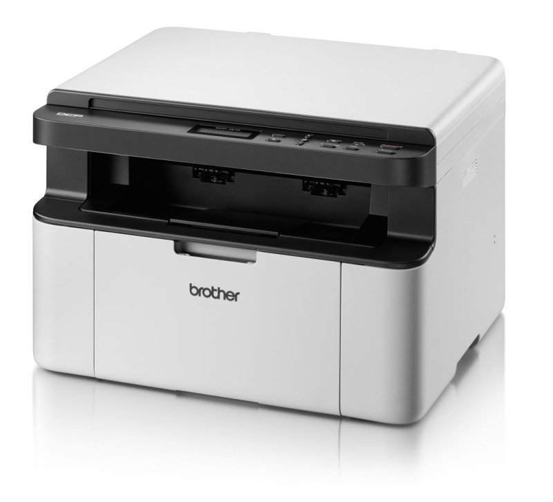 Image of Brother DCP-1510 A4 Mono Multifunction Laser Printer