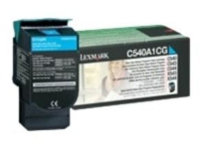 RETURN PROGRAM TONER CARTRIDGE - CYAN 1K PGS F/C54X/ X54X