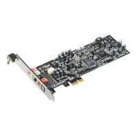 Asus Xonar DGX 5.1 Sound Card Hi-Fi spirits in your games, movies and music - 90-YAA0Q1-0UAN0BZ