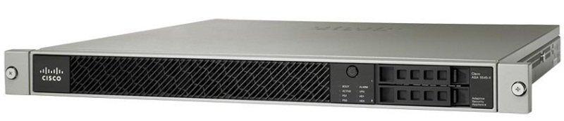 Cisco ASA 5545-X IPS Edition Security appliance