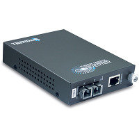 Trendnet 1000Base-T To 1000Base-LX Single Mode SC Fiber Converter (20km)
