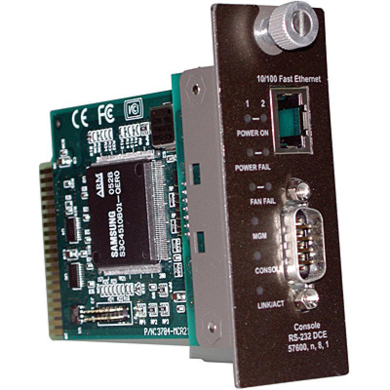 TRENDnet TFC-1600MM - SNMP Management Module