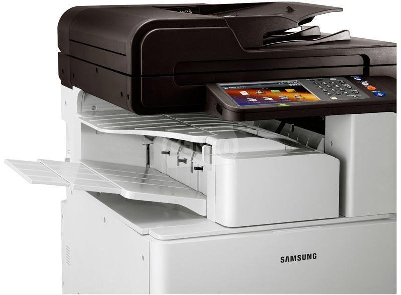 Samsung Scx-8123na A3 Mono Multifunction Printer