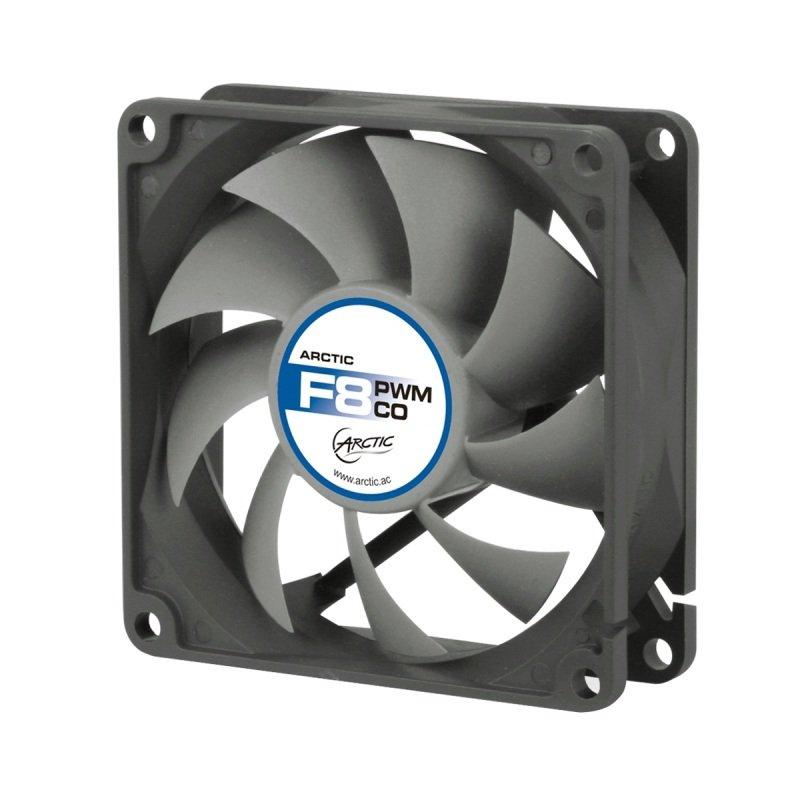 Arctic Cooling F8 Pwm 80mm Co Case Fan