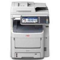 OKI MC770DNFAX A4 Colour Laser Multifunction Printer