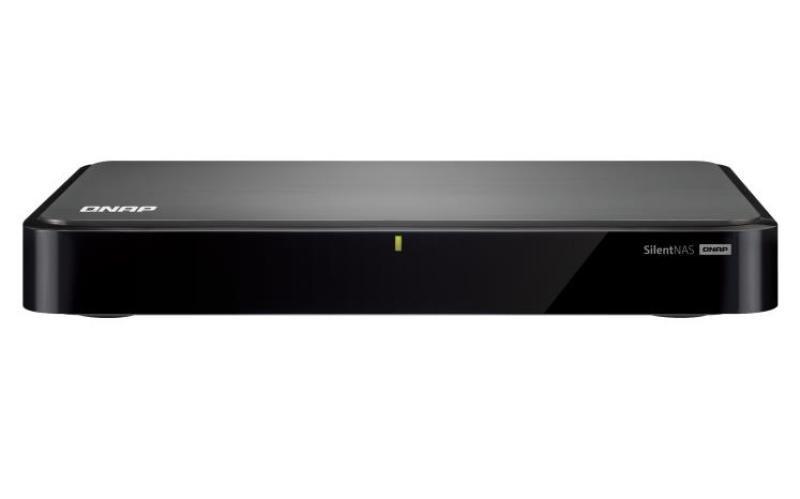QNAP HS210 2 Bay Slimline NAS Enclosure