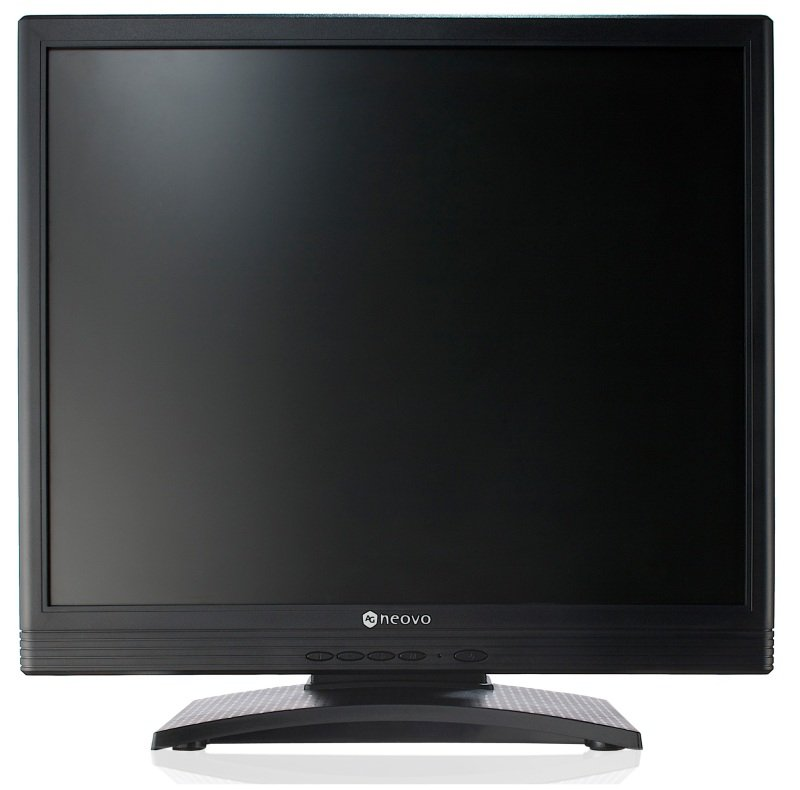 "Image of 17"" Led Monitor 1280 X 1024 Sxga Resolution Built-in Speakers Black"