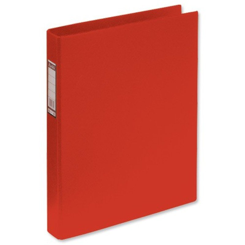 Elba A4 25mm Red Ring binder