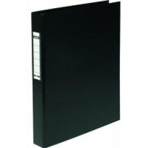 Elba A4 25mm Black Ring binder