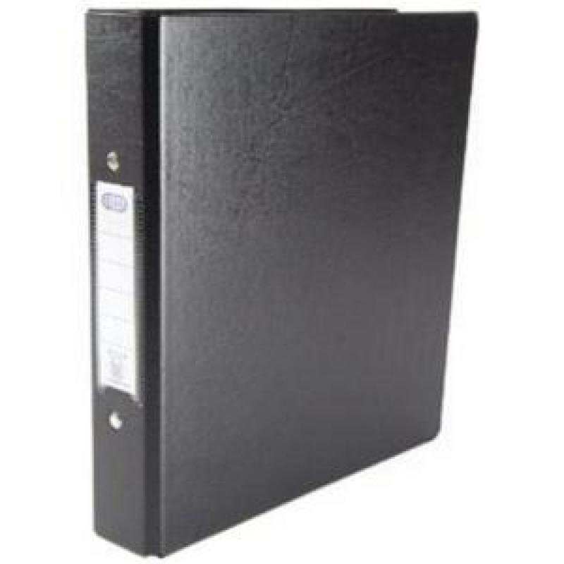 Elba A5 Black Ring binder