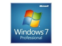 Microsoft Windows 7 Profesional OEM - Service Pack 1 32/64 bit, EN DSP1pk - Medialess  Version