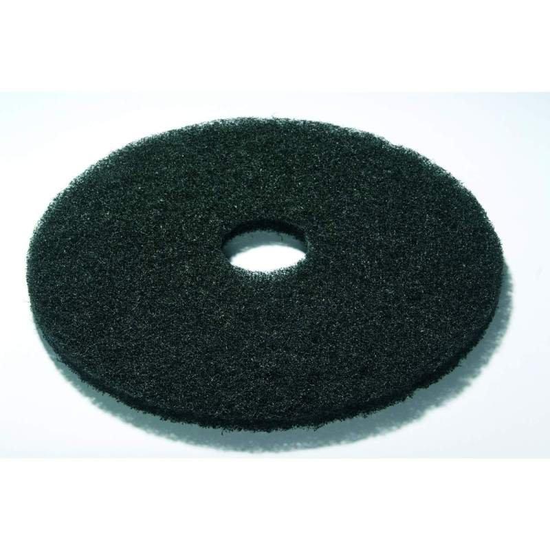 Image of Contico 15in Black Floor Pads