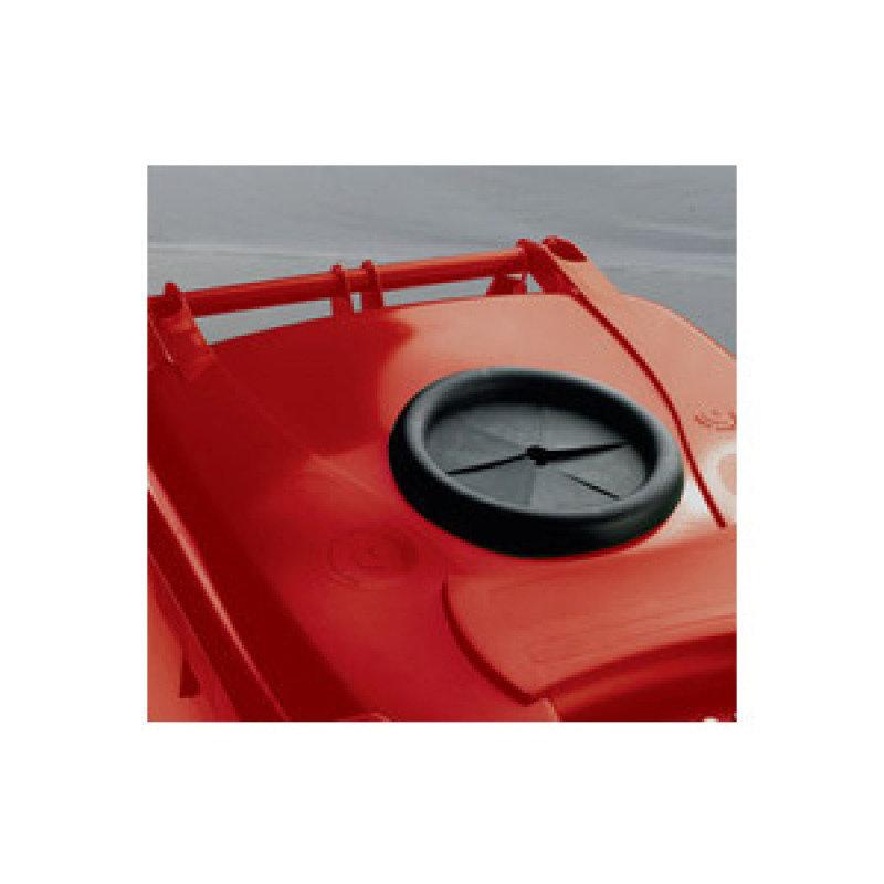 Fd 360l Red Lock Bottle Wheelie Bin