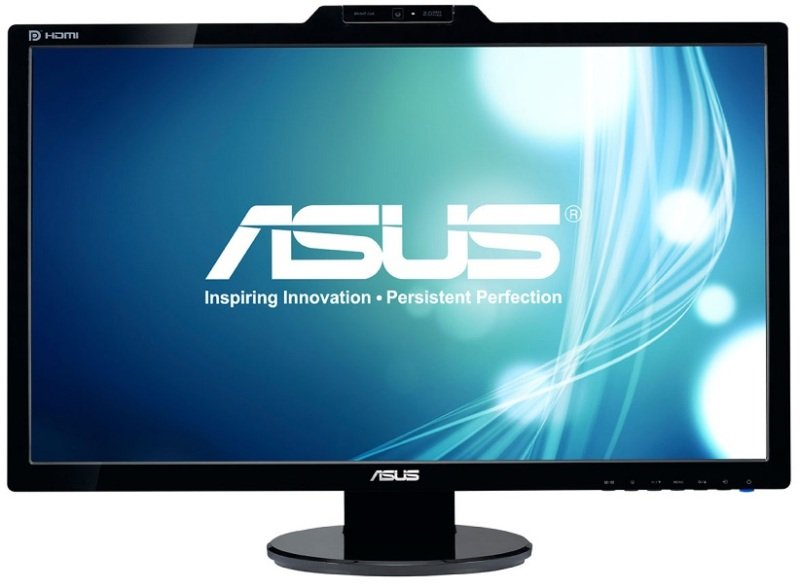 "Asus VK278Q 27"" LED HDMI Monitor with Webcam"