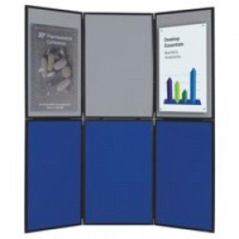 SHOWBOARD 6PANEL BLUE/GREY 1900043