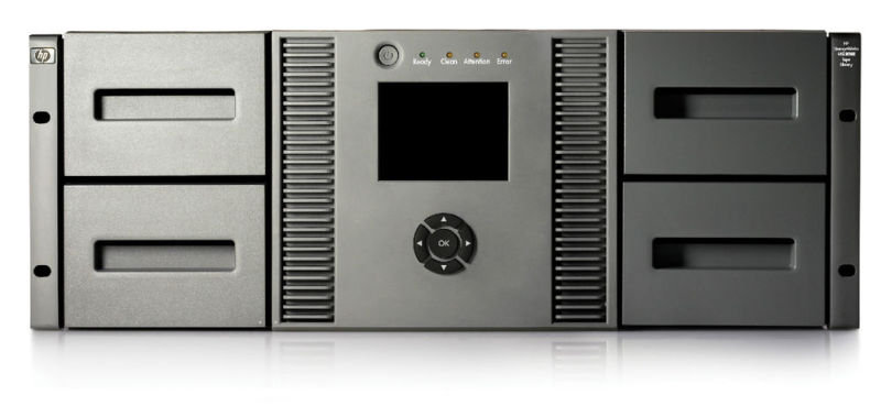 HPE MSL4048 0-Drive Tape Library