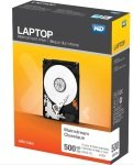 WD 500GB Mainstream Laptop Drive