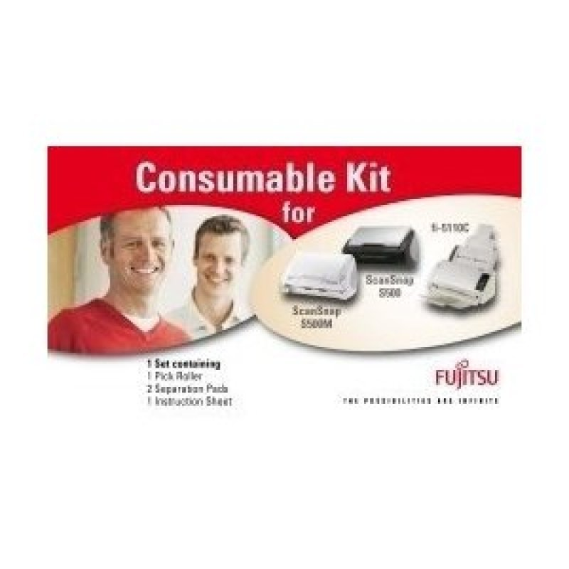 Fujitsu Consumable Kit for ScanSnap and fi-5110C