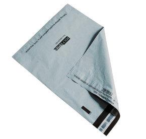 Ebuyer T25 Grey Postal Bags - 200 Pack