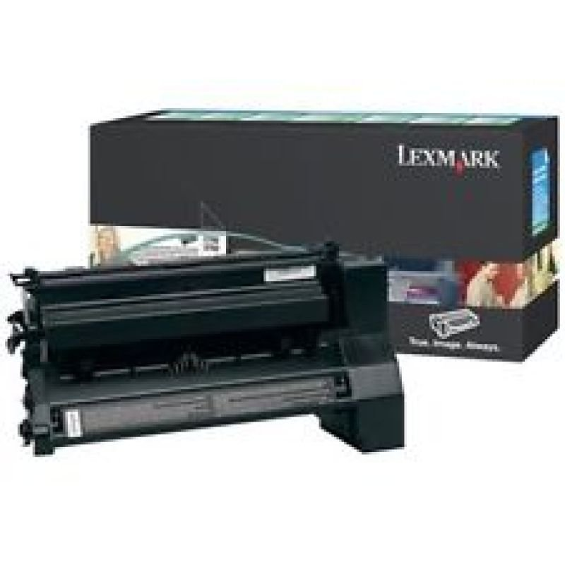 Lexmark Black 0E352H31E Toner Cartridge