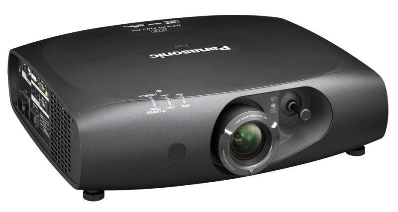Panasonic Pt-rz470ea 1080p Lampless Projector 3500 Ansi Lumens Wuxga Led 11.0kg