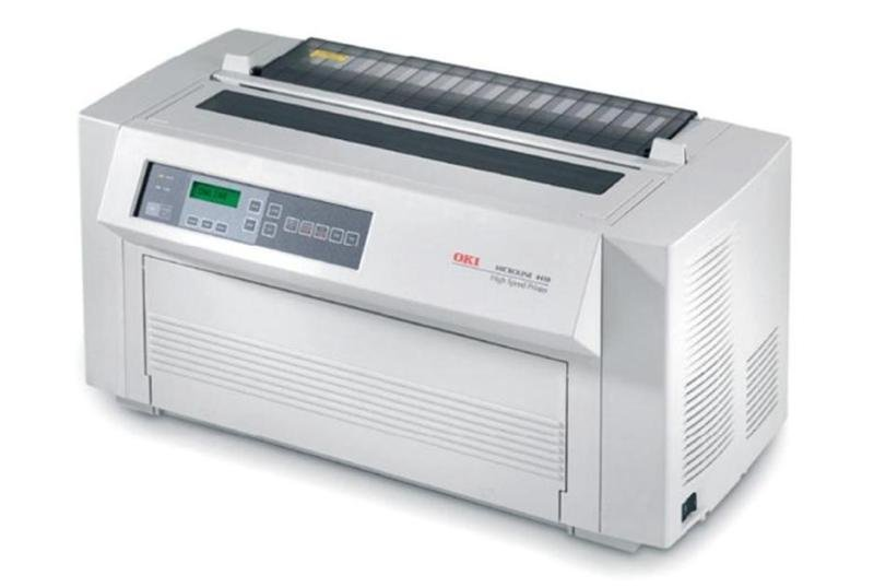 OKI Microline 4410 Super A3 18 pin Dot Matrix Printer