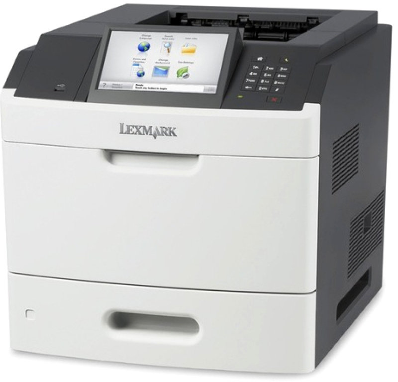 Lexmark MS812de A4 Mono Laser