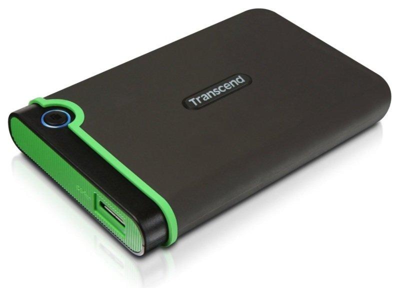 Transcend 1TB StoreJet 25M3 2.5inch External Hard Drive