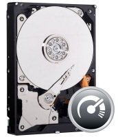 WD 1TB Black Hard Drive