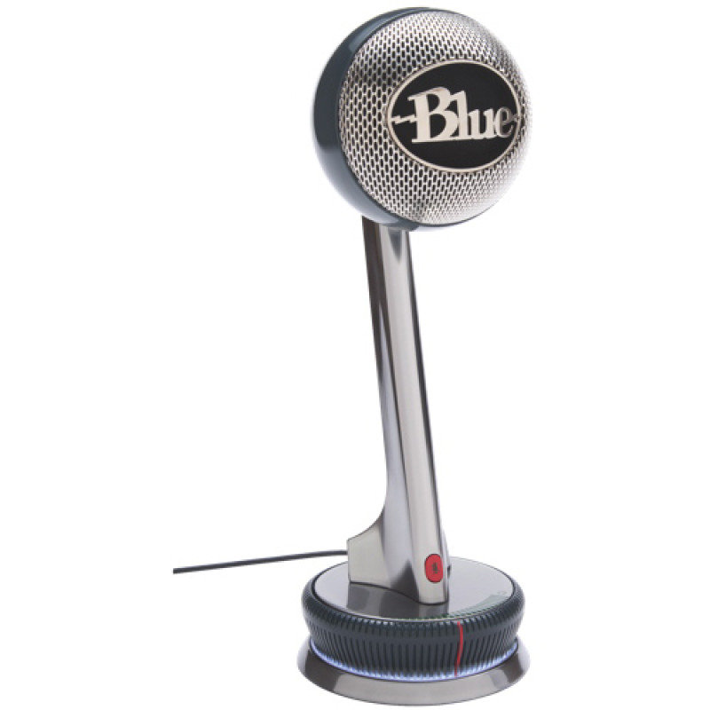 Image of Blue Microphones Nessie Adaptive USB Cardioid Microphone