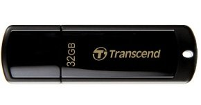 Transcend 32GB Jetflash 350  USB 2.0 Flash Drive