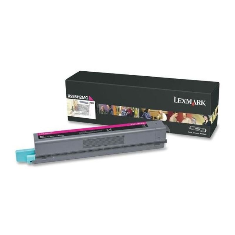 Lexmark X925 Magenta High Yield Toner Cartridge