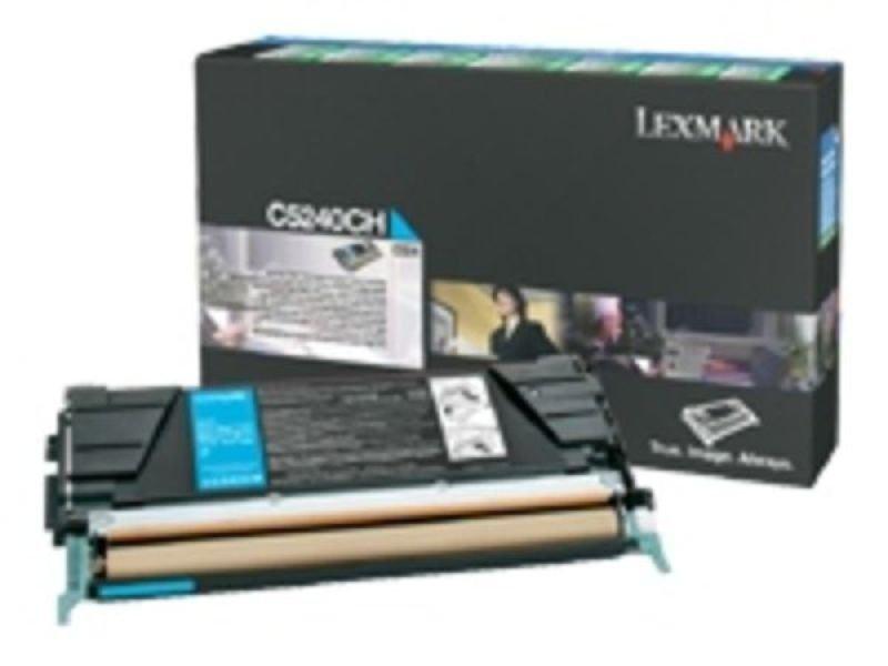 Lexmark C5240CH Cyan Toner Cartridge