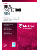 Mcafee Total Protection 2014 3 User- Electronic Download