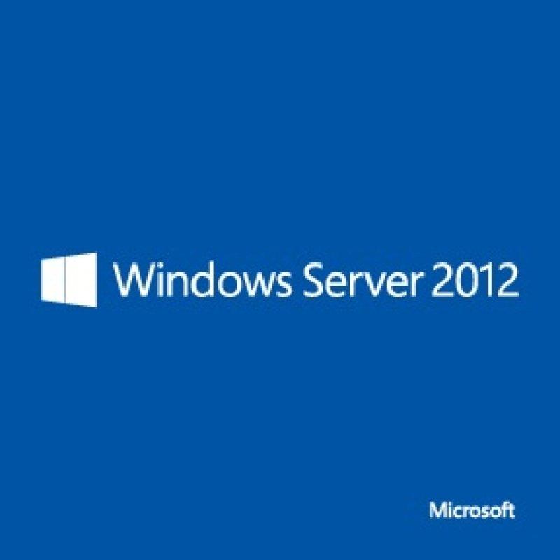 Windows Server CAL 2012 English - OEM 5 device CALs